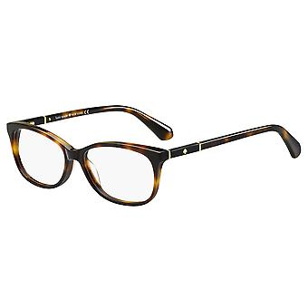 Kate Spade Kaileigh 086 Dark Havana Glasses