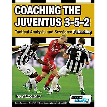 Coaching the Juventus 352  Tactical Analysis and Sessions Defending by Terzis & Athanasios