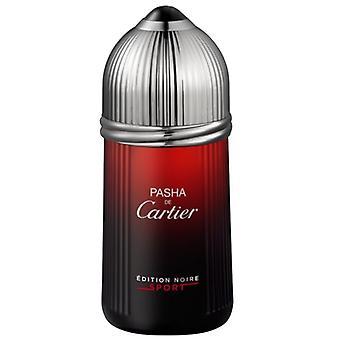 Cartier Pasha de Cartier Edition Noire Sport Eau de Toilette 50ml