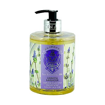 La Florentina Lavender Hand Wash Liquid Soap 500 ml