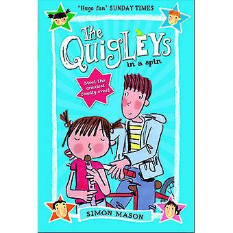 The Quigleys in a Spin by Simon Mason - 9780440871002 Book