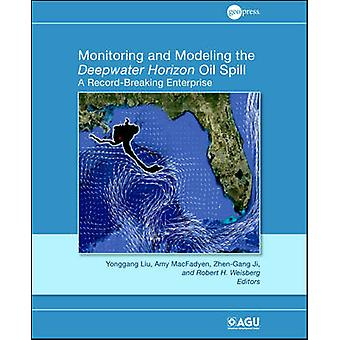 Monitoring and Modeling the Deepwater Horizon Oil Spill - A Record Bre