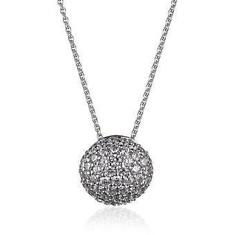 Viventy 762572 - Women's Collier with cubic zirconia - silver sterling 925
