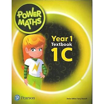 Power Maths Year 1 Textbook 1C - 9780435189938 Book
