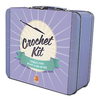 Smart Fox - Kit de Crochê