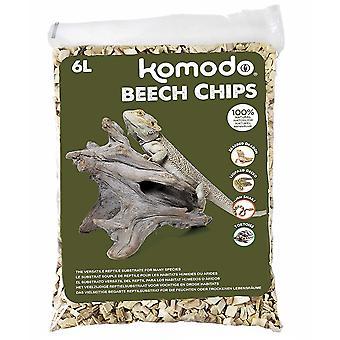 Komodo Fine Beech chips