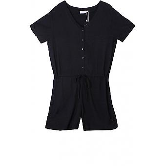 b.young Black Playsuit
