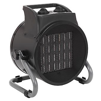 Sealey Peh3001 industrielle Ptc Fan Heizung 3000W/230V