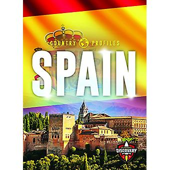 Spain by Amy Rechner - 9781626178441 Book