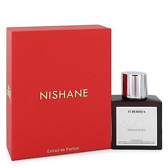 Tuberoza Extrait De Parfum Spray (Unisex) By Nishane 1.7 oz Extrait De Parfum Spray