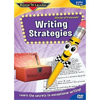 Rock'N Learn - Writing Strategies [DVD] USA import