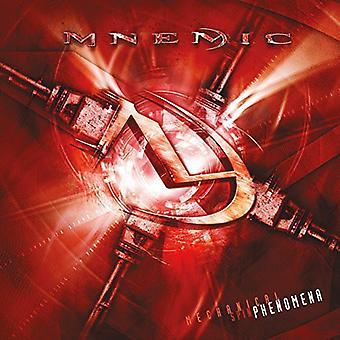 Mnemic - Mechanical Spin Phenomena [CD] USA import