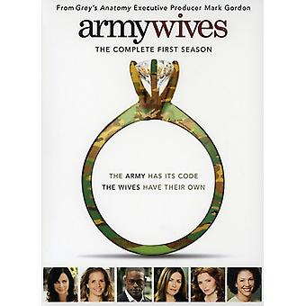 Army Wives: Staffel 1 [DVD] USA import