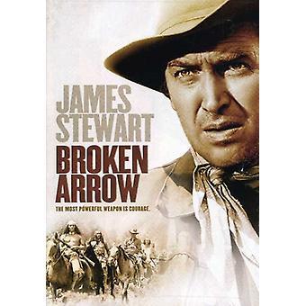 ブロークンアロー (1950) 【 DVD 】 アメリカ インポートします。