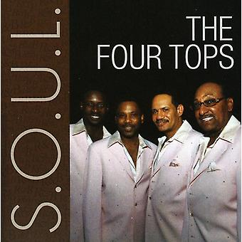 Four Tops - S.O.U.L. [CD] USA importeren