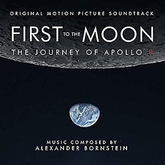 First To The Moon: The Journey Of Apollo 8 [CD] USA import