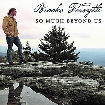 Forsyth*Brooks - So Much Beyond Us [CD] USA import