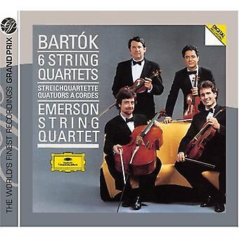 B. Bartok - Bart K: 6 String Quartets [CD] USA import