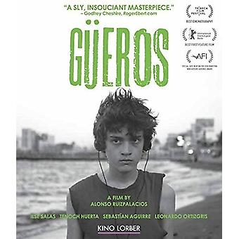 Gueros [Blu-ray] USA import