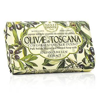 Nesti Dante Naturseife mit italienischen Olivenblatt-Extrakt - Olivae Di Toscana 150g/3,5 oz