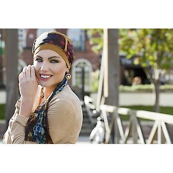 Yanna Camel Bubble Sjaal