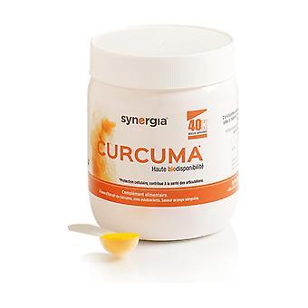 Turmeric 200 g of powder (Orange)