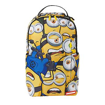Sprayground Minions Crammed Backpack