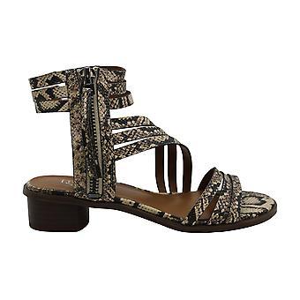 Franco Sarto Elma Women's Sandal 7 B(M) US Natural-Snake