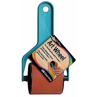 Clearsnap ColorBox عجلة الفن -- عجلة & التعامل مع