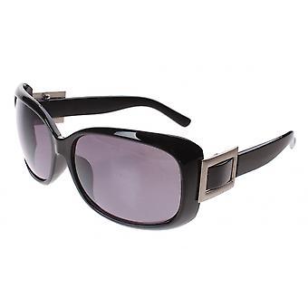 Sunglasses Women's Black with Black Lens (A60425)