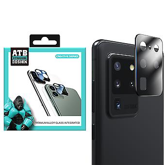 Samsung S20 Ultra Black Camera - Screenprotector Lens ATB