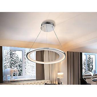 Schuller Laris - Integroitu LED-kattoriipus Pyöreä Kromi