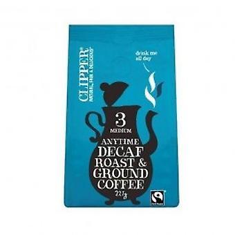 Clipper - Ft Org Decaf R&G Coffee 227g