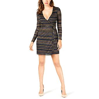 Guess | Vivienne Striped Wrap Dress
