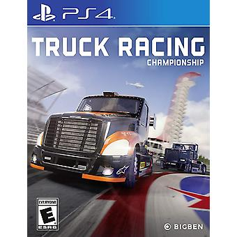Truck Racing Championship PS4 Game