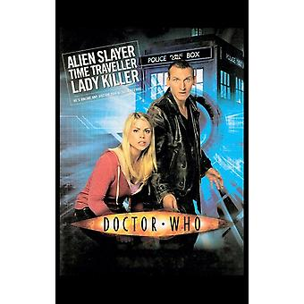 Doctor Who Movie Poster (11 x 17)