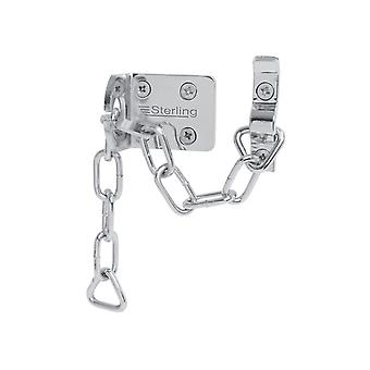 Sterling (Padlocks) Door Chain Heavy Duty Chrome DCC200
