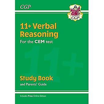 Novo 11 + livro de estudo de raciocínio verbal cem (com os pais ' guia & edição online)