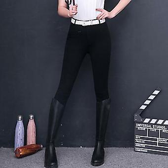 مرنة ركوب الخيل السراويل المرأة Paardensport ملابس الفروسية