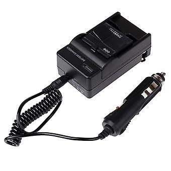 Chargeur de batterie d'appareil-photo numérique avec chargeur de voiture pour Xiaomi Xiaoyi, prise américaine