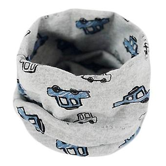 Autumn Winter Scarves Neck Collar Boys Girl O Ring Scarf