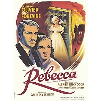 Rebeca Movie Poster (11 x 17)