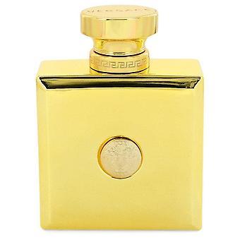 Versace Pour Femme Oud Oriental Eau De Parfum Spray (Tester) von Versace 3,4 oz Eau De Parfum Spray