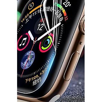 Vetro temperato morbido curvo per la protezione dello schermo di Apple Watch su I Watch Band