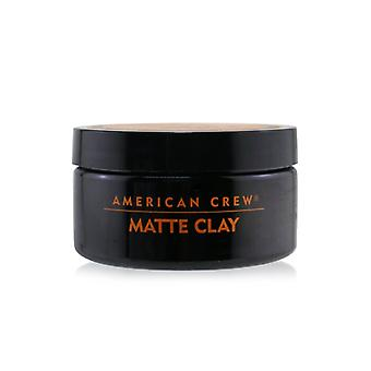 Men Matte Clay (pilable Hold With Matte Finish) - 85g/3oz