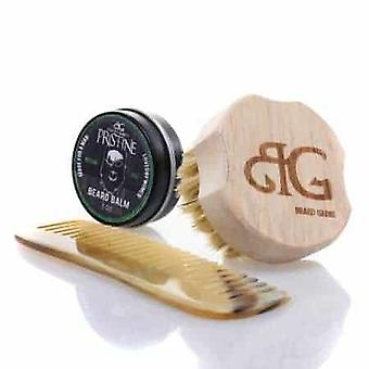 Kit barbe Brush & Comb