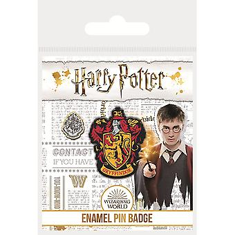 Badge Harry Potter Enamel Gryffondor