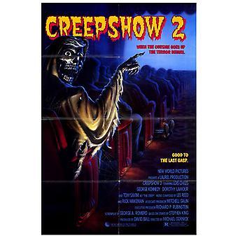 Creepshow 2 elokuvan juliste tulosta (27 x 40)
