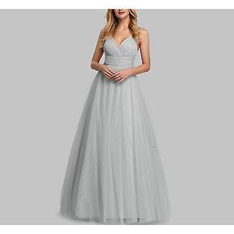 Простое женское платье