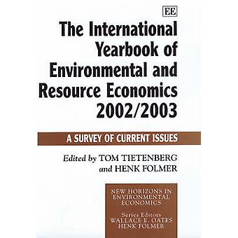 The International Yearbook of Environmental and - A Survey of Current Issues